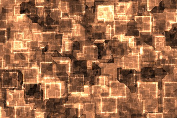 20 Cyber Square Lights Backgrounds Preview Set