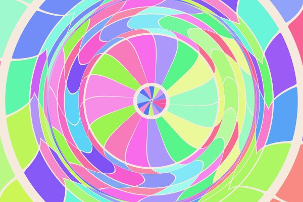 10 Round Circles Backgrounds Preview Set
