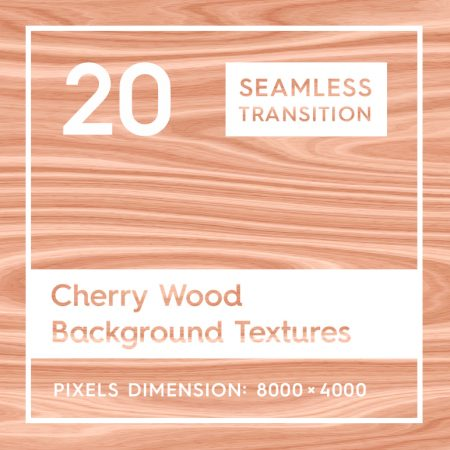 20 Cherry Wood Textures