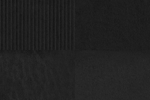 Black Paper Background Textures Preview Set 1