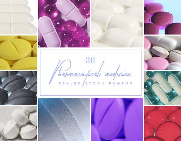 36 Pharmaceutical Medicine Stock Photos
