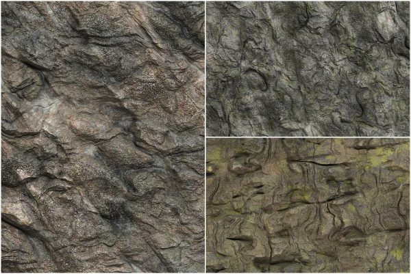10 Rocky Cliff Background Textures