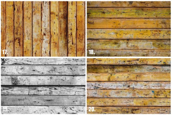 30 Wood Planks Textures Preview