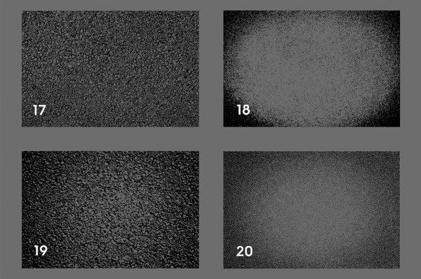 Asphalt & Road Texture Overlays Color Preview Set 5