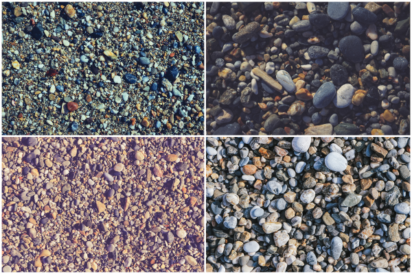 Pebble Background Textures Preview Set 6