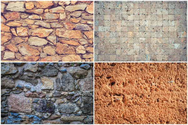 40 Stone Wall Background Texture Preview Set 10