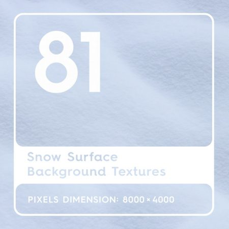 81 Snow Surface Background Textures