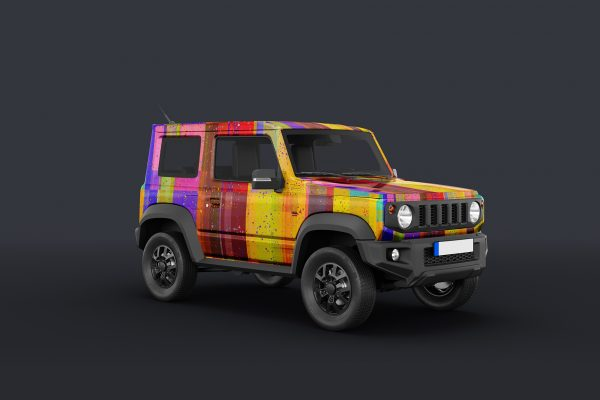 100 Distortion Background Textures Car Application Usage Preview