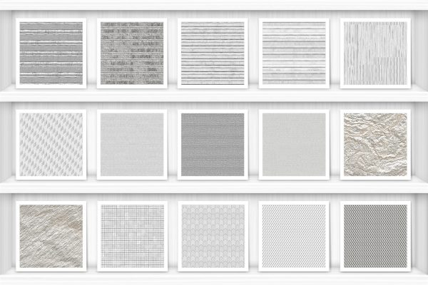 100 Silver Background Textures Preview Set 3