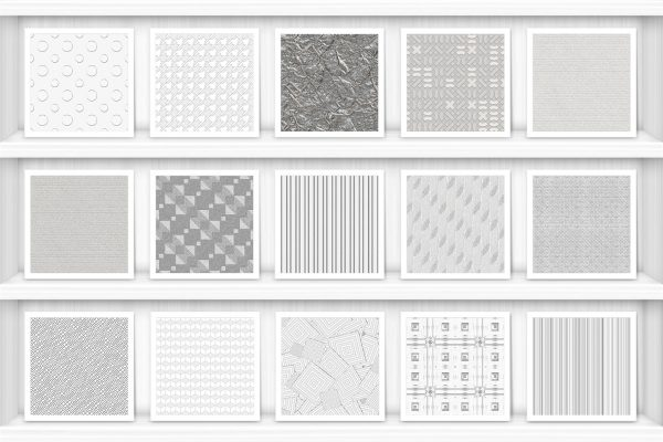 100 Silver Background Textures Preview Set 4