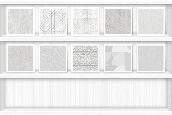 100 Silver Background Textures Preview Set 7