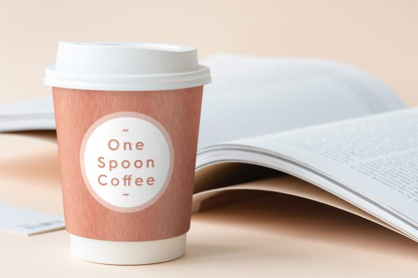 30 Copper Background Textures Coffee Cup Application Preview