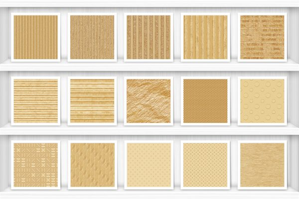 40 Brass Background Textures Samples Preview Shelves Set 2