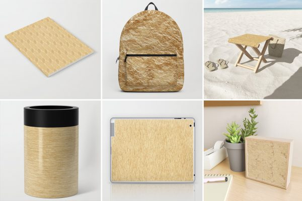 40 Brass Background Textures Goods Application Preview