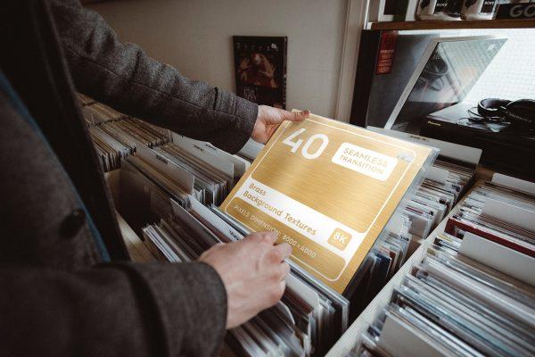 40 Brass Background Textures Vinyl Shop Choice Preview