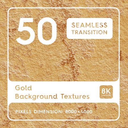 50 Gold Background Textures Header Square Preview