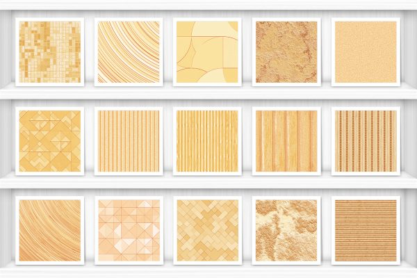 50 Gold Background Textures Bookshelf Preview Set 1