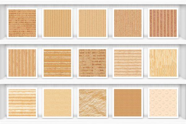50 Gold Background Textures Bookshelf Preview Set 2