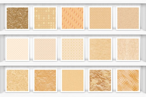 50 Gold Background Textures Bookshelf Preview Set 3