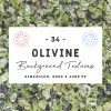 Olivine Background Textures Square Cover Preview