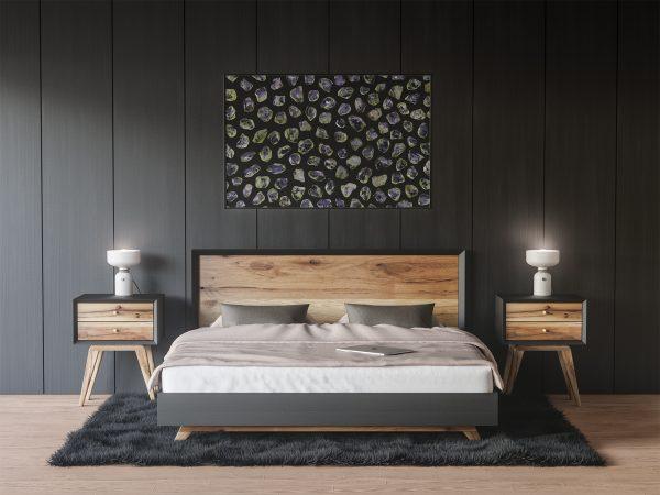 Bedroom Olivine Background Textures Modern Poster Preview