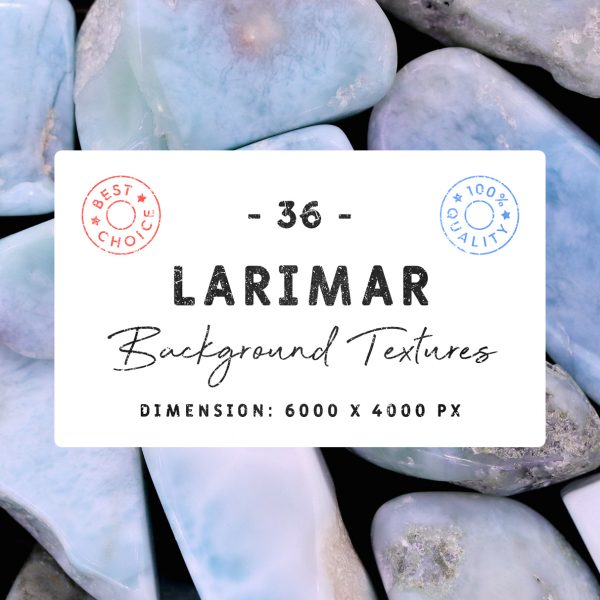 Larimar Background Textures Square Cover Preview