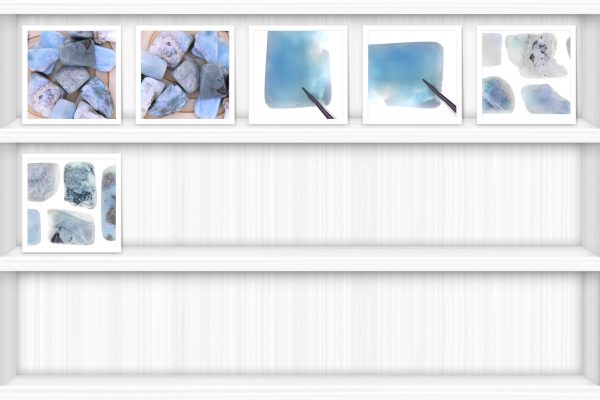 Larimar Background Textures Showcase Shelves Samples Preview