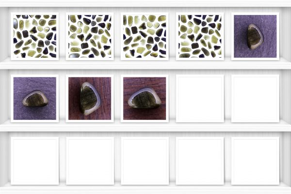 38 Gold Obsidian Background Textures Samples Showcase Shelfs