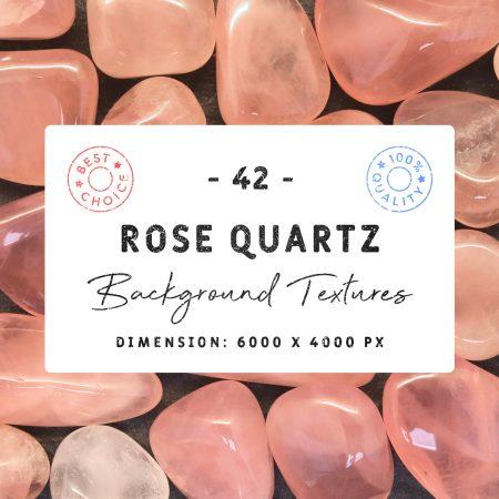 42 Rose Quartz Background Textures Cover