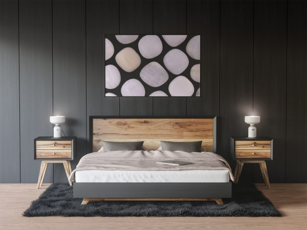 Bedroom Tridacna Background Textures Modern Poster Preview