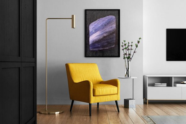 Living Room Kyanite Background Textures Modern Poster Preview