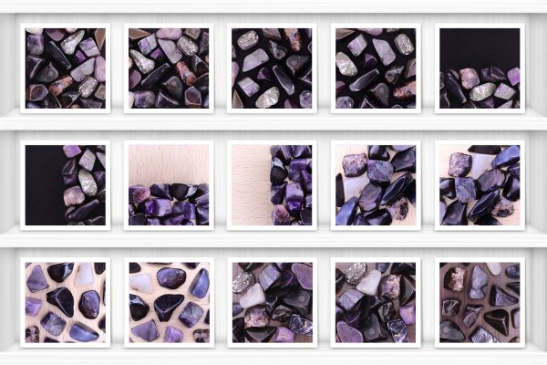 Sugilite Background Textures Showcase Shelves Samples Preview