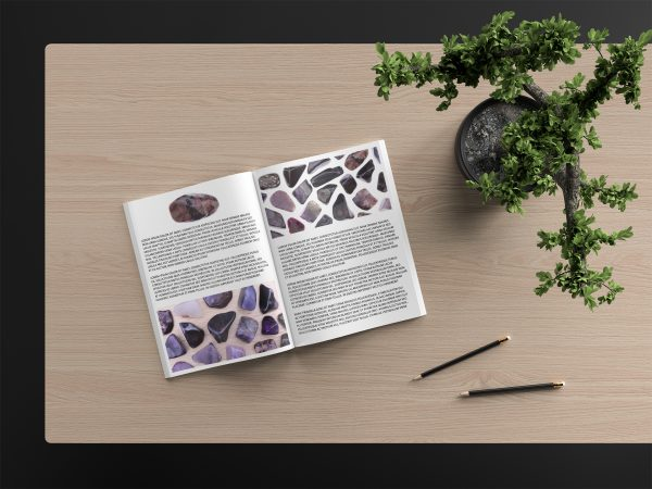Sugilite Background Textures Modern Magazine Article Illustrations Preview