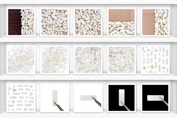 White Coral Background Textures Showcase Shelves Samples Preview