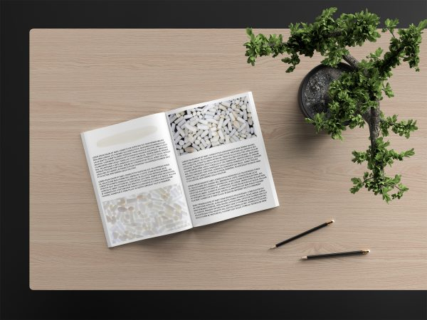 White Coral Background Textures Modern Magazine Article Illustrations Preview