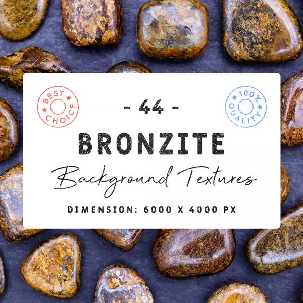 Bronzite Background Textures Square Cover Preview