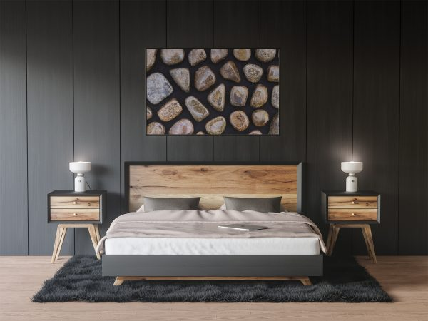 Bedroom Bronzite Background Textures Modern Poster Preview