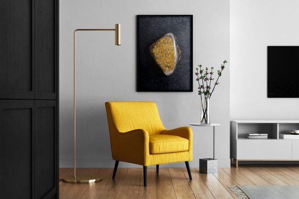 Living Room Bronzite Background Textures Modern Poster Preview