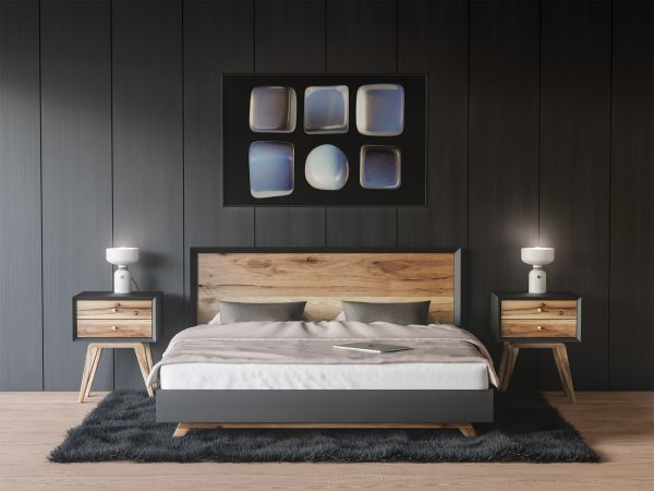 Bedroom Opal Background Textures Modern Poster Preview