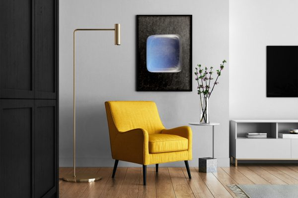 Living Room Opal Background Textures Modern Poster Preview