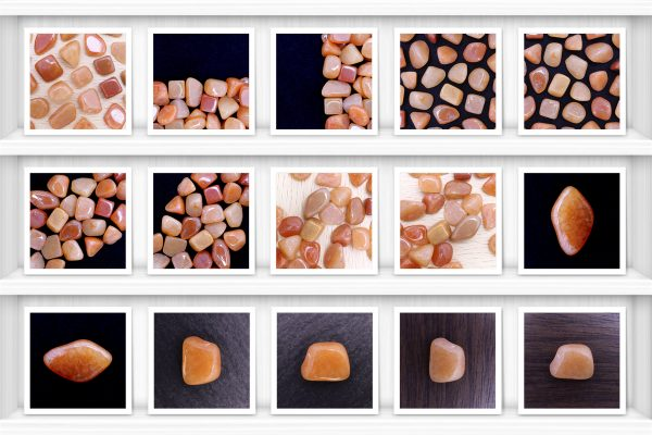 Red Aventurine Background Textures Showcase Shelves Samples Preview