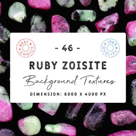Ruby Zoisite Background Textures Square Cover Preview