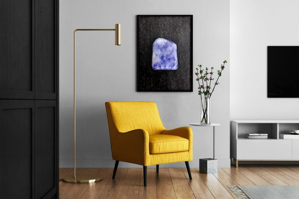 Living Room Sodalite Background Textures Modern Poster Preview