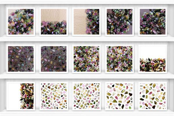 Tourmaline Background Textures Showcase Shelves Samples Preview