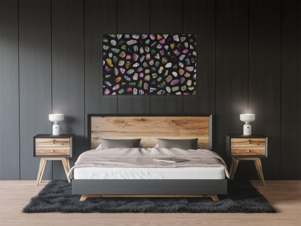 Bedroom Tourmaline Background Textures Modern Poster Preview