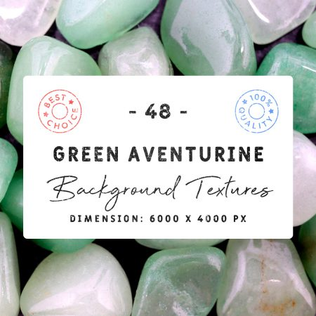 Green Aventurine Background Textures Square Cover Preview