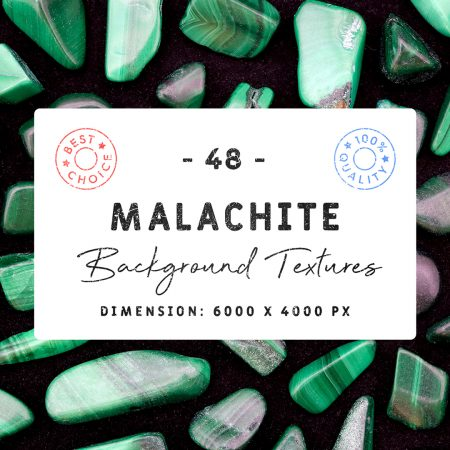 Malachite Background Textures Square Cover Preview