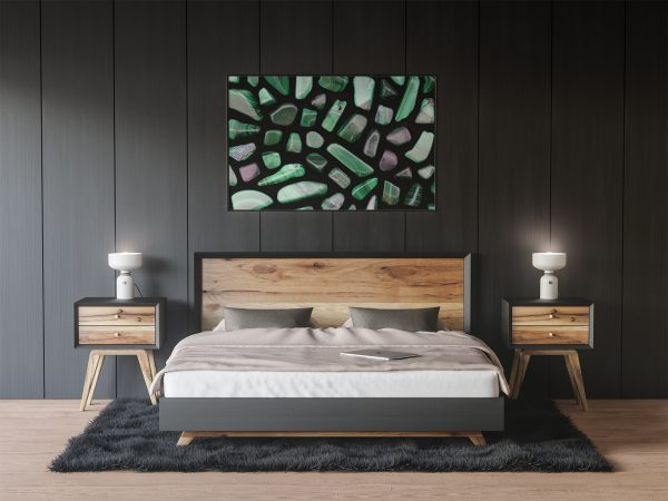 Bedroom Malachite Background Textures Modern Poster Preview