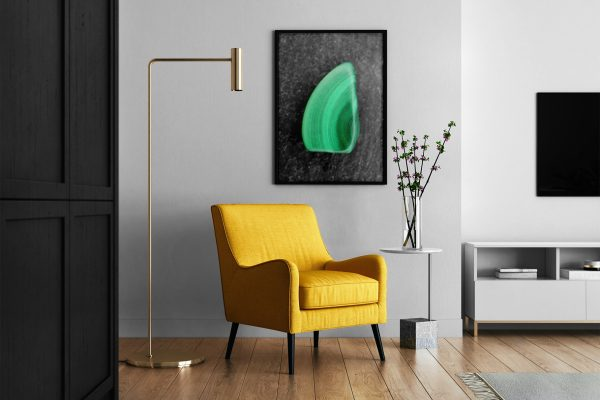 Living Room Malachite Background Textures Modern Poster Preview