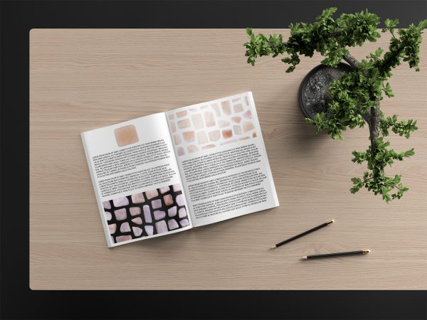 Sunstone Background Textures Modern Magazine Article Illustrations Preview